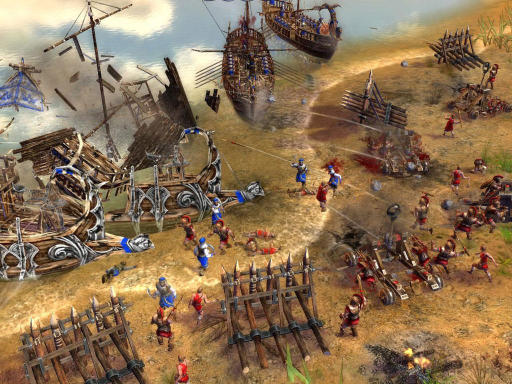 скачать трейнер для Ancient Wars Sparta - фото 2