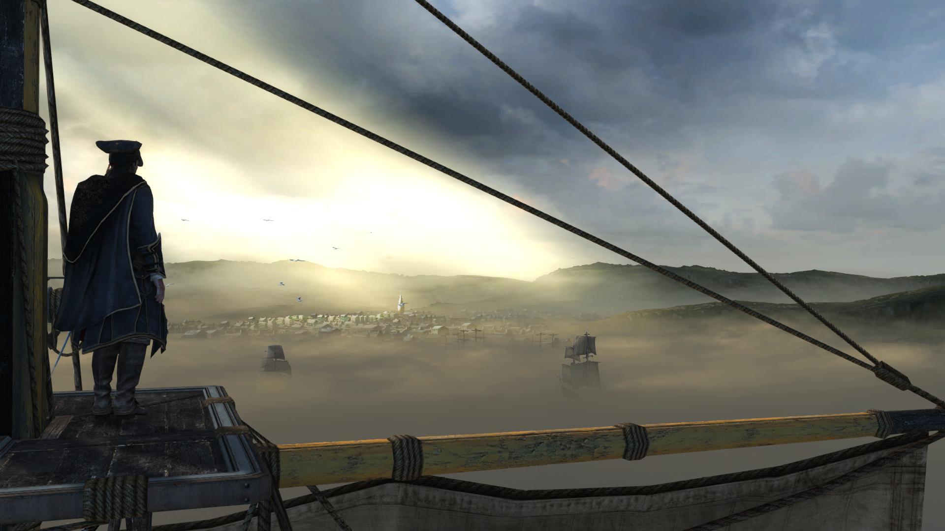 Индеец имени Коннор. Обзор Assassin's Creed 3. 18 декабря 2012