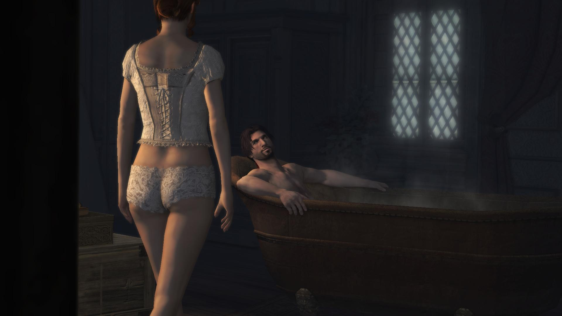Assassin s creed brotherhood girl naked sex pic