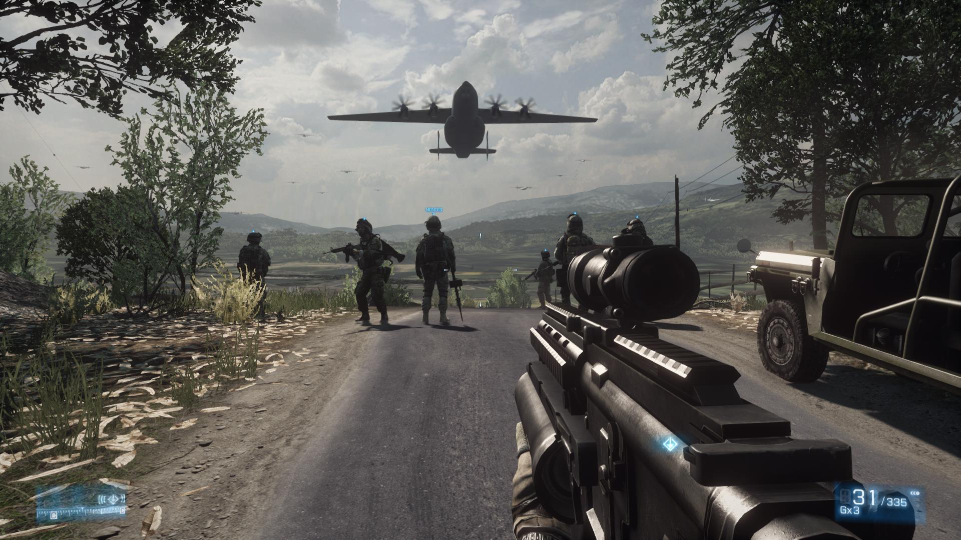 Battlefield 3 screenshot — #057, 554 views