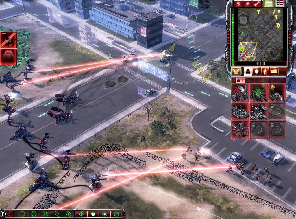Command conquer 3 tiberium wars читы коды