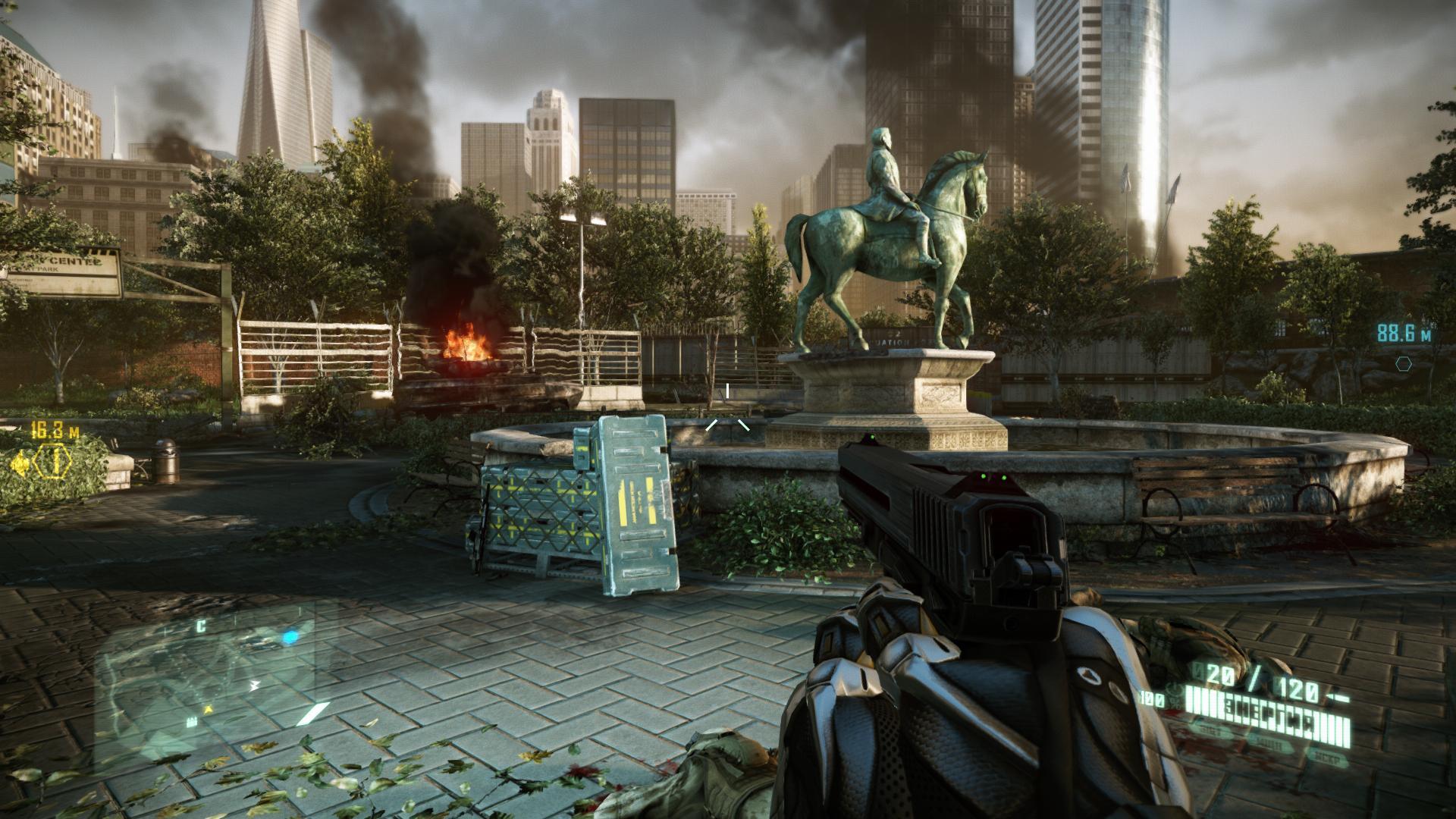 Читы и коды к Crysis 2