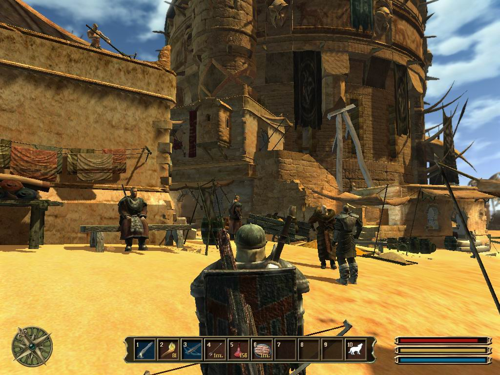 Gothic 3 The Game  Gothic3-04531