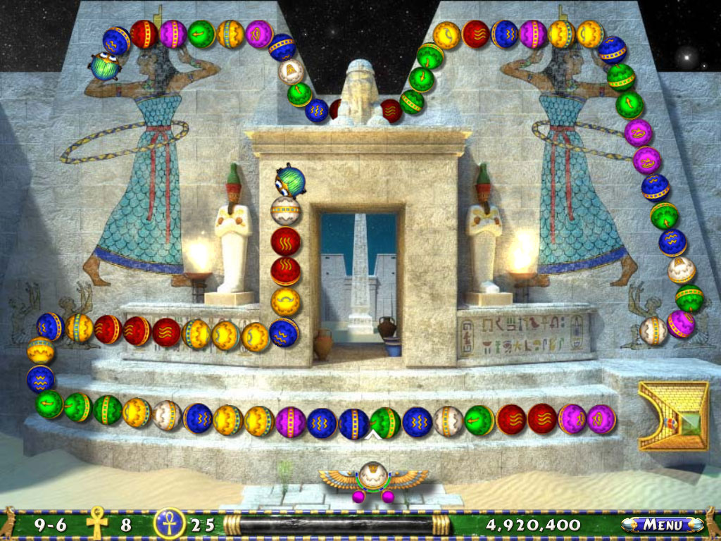 скачать игру луксор 2 - фото 9