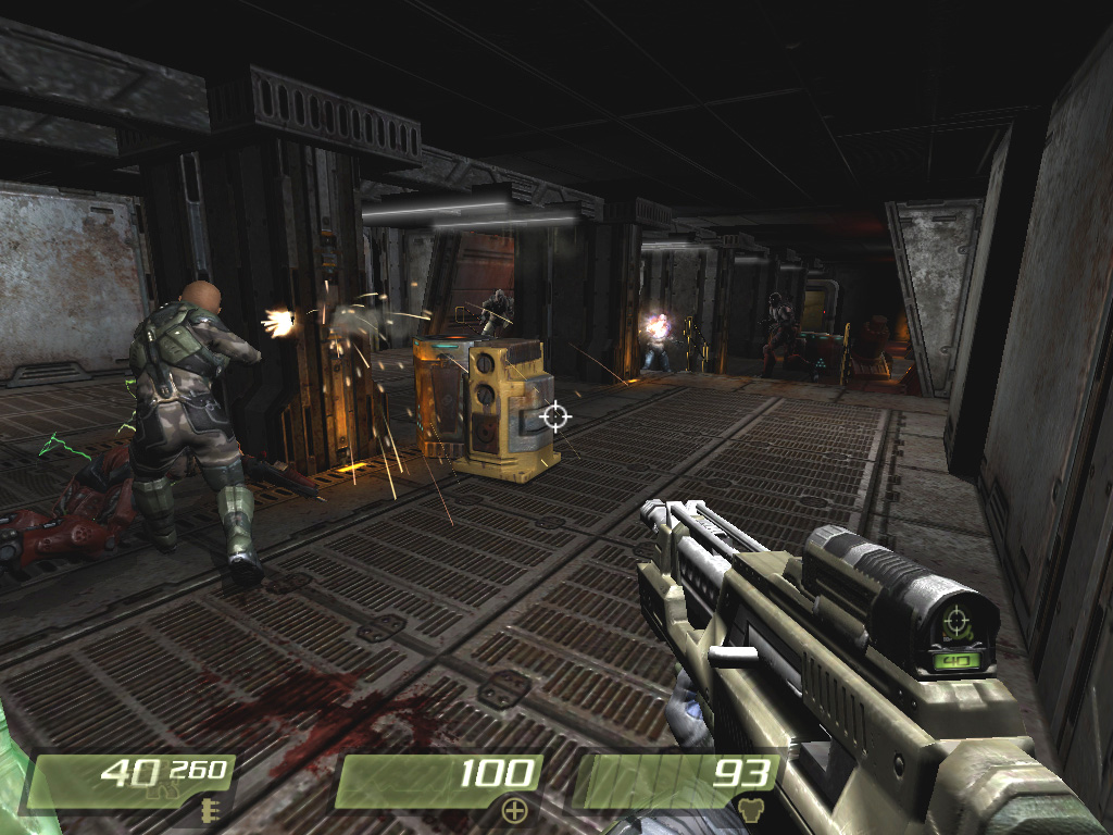 Quake Iv Free Highly Compressed Game Freegamezdownload
