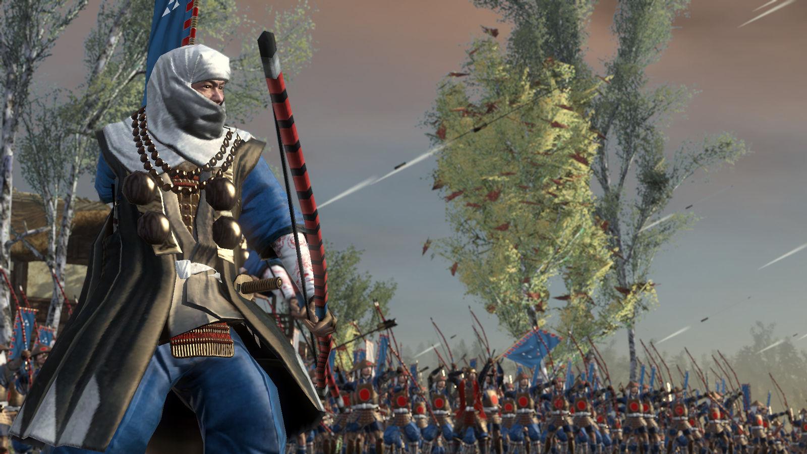 Читы на Total War Shogun 2