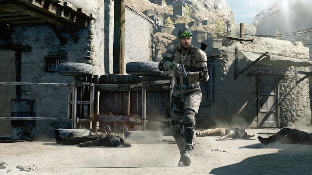 Читы и коды на Splinter Cell: Blacklist от Cheats.RU, а
